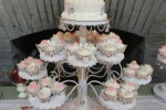 Large Tier Cake Stand